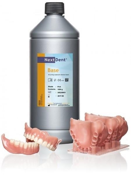 1L Resin - NextDent Base (Prothesenbasis)