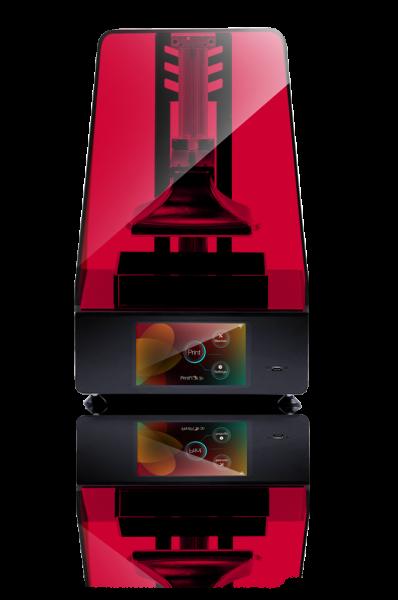 Photocentric Liquid Crystal HR2 3D-Drucker