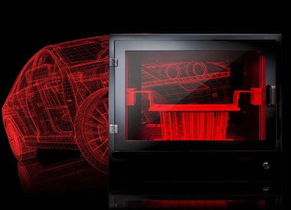 Photocentric 3D Liquid Crystal Pro 3D Drucker