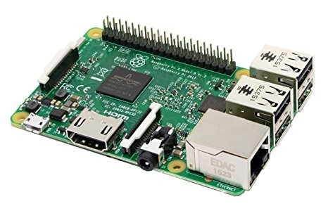 Eingerichteter Raspberry Pi inkl. NanoDLP für den D7