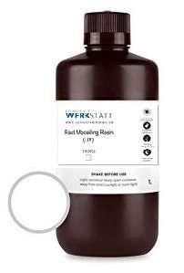 1L Resin - Flex oder Firm Resin in schwarz