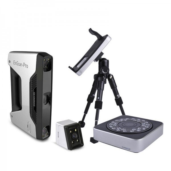 Shining 3D EinScan-Pro+ 3D Scanner & R2 Software