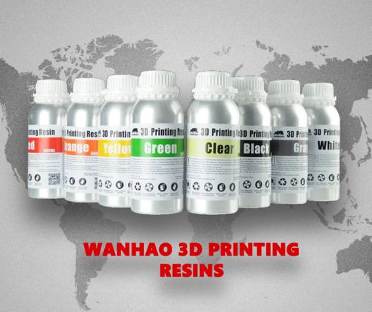 Wanhao Resin